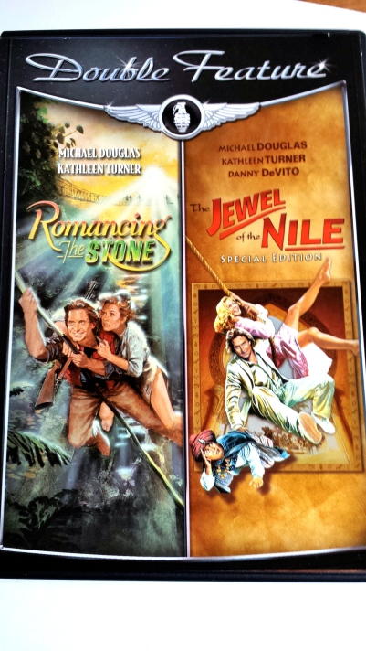 I loved these movies when I was a kid.  Hmm…are they kid appropriate?  I don't remember.